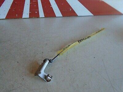 <em>YAMAHA</em> XS500 CARB THROTTLE CABLE BRACKET  XS CARB PART