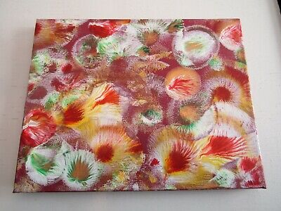 Original Painting, Acrylic, Signed by Artist
