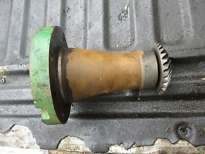 1970 Oliver 1755 Diesel Farm Tractor Hydraulic Pump Drive Housing 30 3002748