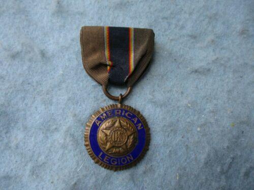 WWI American Legion Medal Legionnaire Member WW1