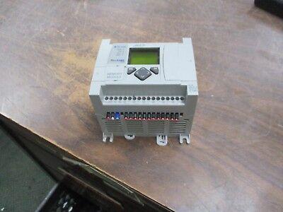 Allen-bradley Micrologix 1100 Controller 1763-l16bwa Ser. A Rev. C Frn 3 Used