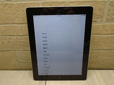 Apple iPad 2 16GB MC960LL/A A1395 Wi-Fi 9.7in Black & Silver
