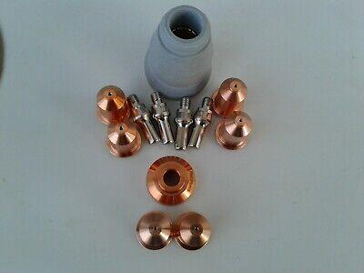 Primeweld Cut 60 Plasma Cutter Cnc Shielded Consumable Starter Kit Ipt60 Torch