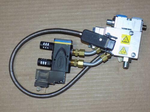 Nordson 1052927 SolidBlue Gun Modules ASSEMBLY