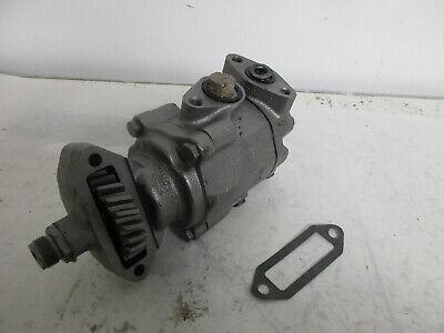 Ford 600 800 900 Tractor Original Rebuilt Hydraulic Pump Piston Pump Core Includ