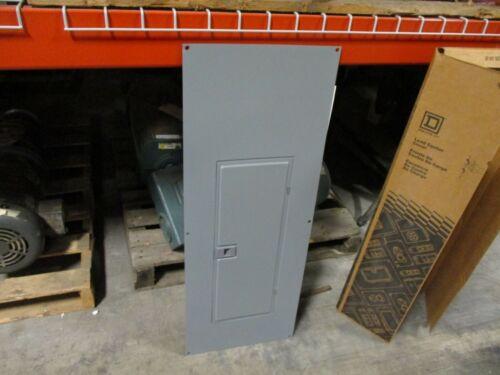 "Square D Breaker Panel Cover QOC42US Surface Mount Size: 42"" New Surplus"