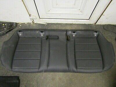 Genuine Mercedes E-Class W213 ESTATE 16-19 Rear BACK BOTTOM SEAT LEATHER BLACK