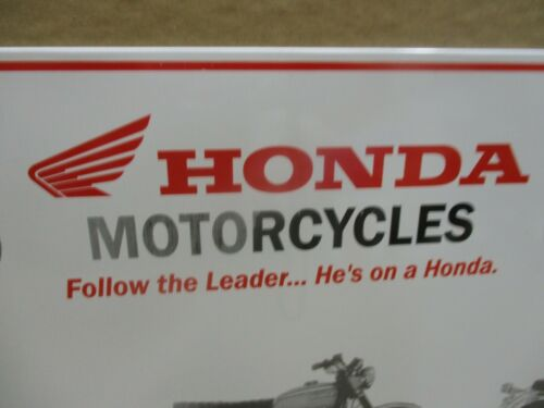 HONDA -Follow the Leader- He