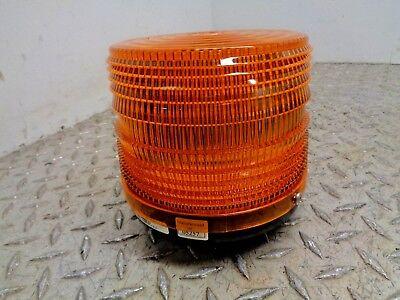 Federal Signal 141st-120a Electrafast Strobe Amber