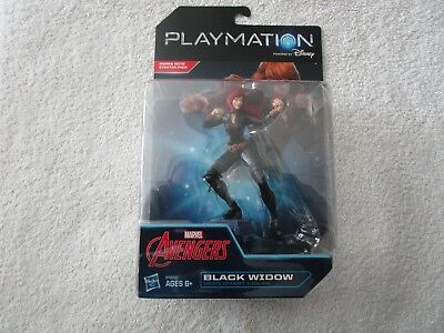 Playmation Marvel Avengers Black Widow - New in Unopened Package