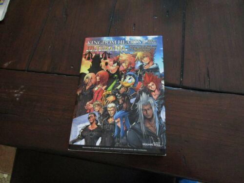 Kingdom Hearts II Final Mix Plus Ultimania