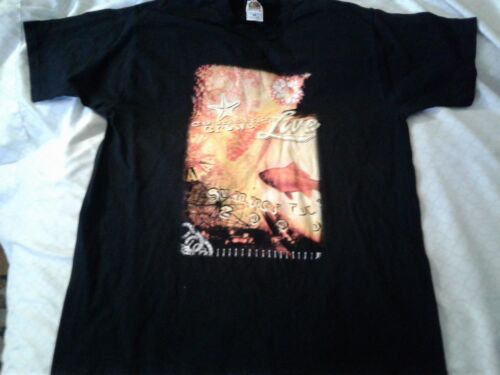 COUNTING CROWS 2000 SUMMER TOUR CONCERT SHIRT X LARGE  LOCAL CREW