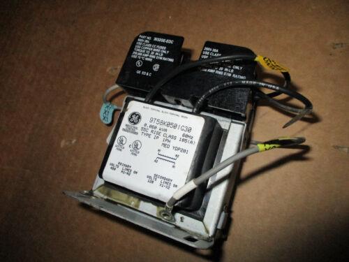 GE 9T58K0501G30 Control Transformer .060 kVA 480 V 120 V w/ 3032GE-EDC