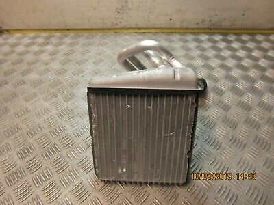 VW SCIROCCO HEATER MATRIX 1K0819031B 3 DOOR SPORT 2009
