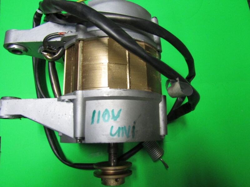 Used Motor Unimac / Speed Queen/Huebsch Washer 18lbs 110V New Bearing & Tested