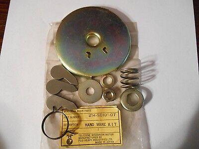 New Wisconsin Robin Teledyne Hardware Pn 214-50101-07