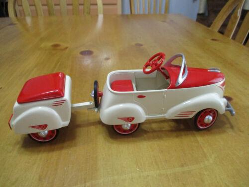 1980 Hallmark,1940 Custom Pioneer With Trailer,QHG7106,Kiddie Car Classics