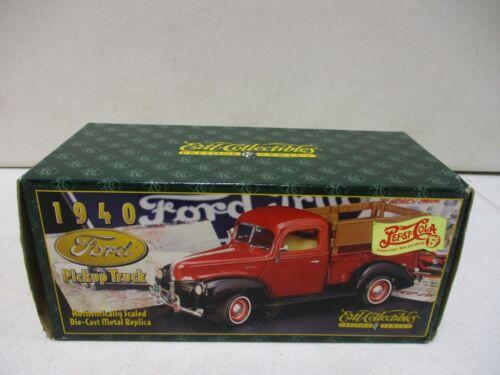 Ertl 1940 Ford Pickup Truck Pepsi Cola 8/31 (1)