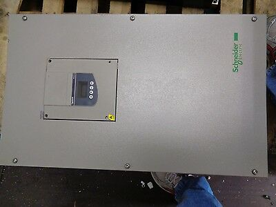 SCHNEIDER ELECTRIC ATS48C59Y 590A 208-690V SOFT START ANTISTART - USED