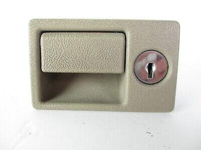 CADILLAC DEVILLE SEVILLE ELDORADO GLOVE BOX LATCH DOOR PULL HANDLE SHALE 94-02