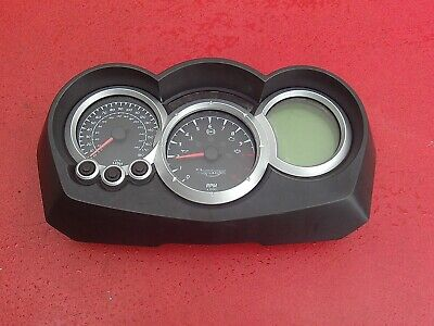 TRIUMPH SPRINT ST 1050 CLOCKS 38K INSTRUMENT CLUSTER 2006 MPH WITH ABS