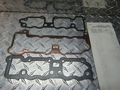 NOS 73-75 Yamaha TX XS 500 Cylinder Head Cover Gasket Set 371-11180-00-00