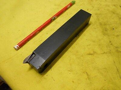 Sandvik 880 156.3s4 Carbide Insert Threading Grooving Tool Holder 1 Shank