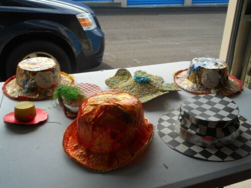 Vintage Lot of Party Hats