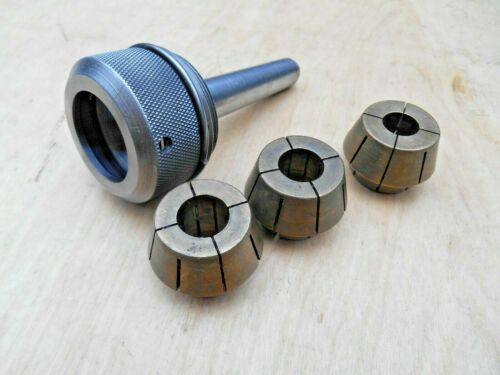 SOUTH BEND LATHE CBC-100NR Adjustable Collet Bushing Chuck for Armature Repair