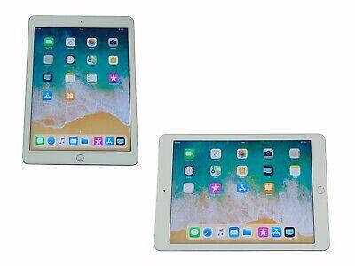 Apple iPad Air 2 64GB Refurbished WiFi Silver 2nd Generation 1 Year Warranty