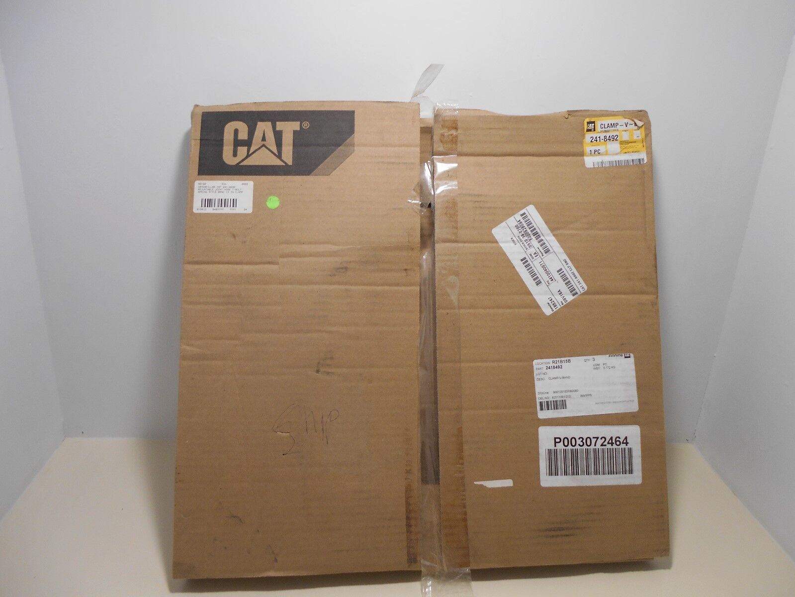 4B8312 SPRING FRONT CAT for Caterpillar