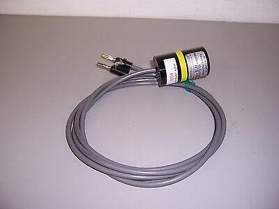 8906 Perfection Mica Co. 60 Peak Mv 15.3 Hz Ac Magnetic Field Evaluator