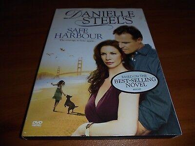 Danielle Steels Safe Harbour  Dvd Widescreen 2007  Melissa Gilbert Used