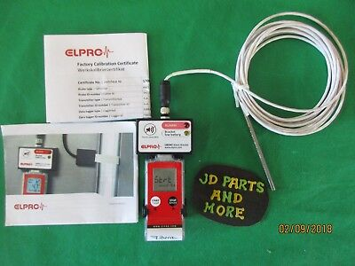 New Elpro Libero Usb Data Logger For Ultra-low Freezer Monitoring Te1-py800020