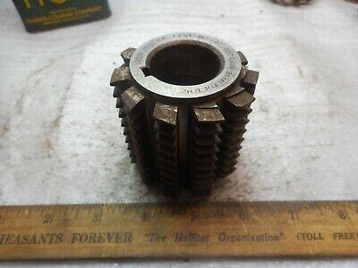Gear Hob Cutter Bc.co 12dp 14.5pa Df .202 .002 Thin Semi Fin Left Hand