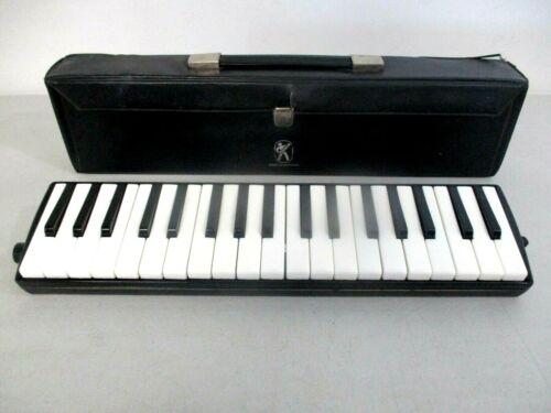 Hohner Melodica Piano 36 Soprano/Alto, Made in Germnay W/ Original Case =