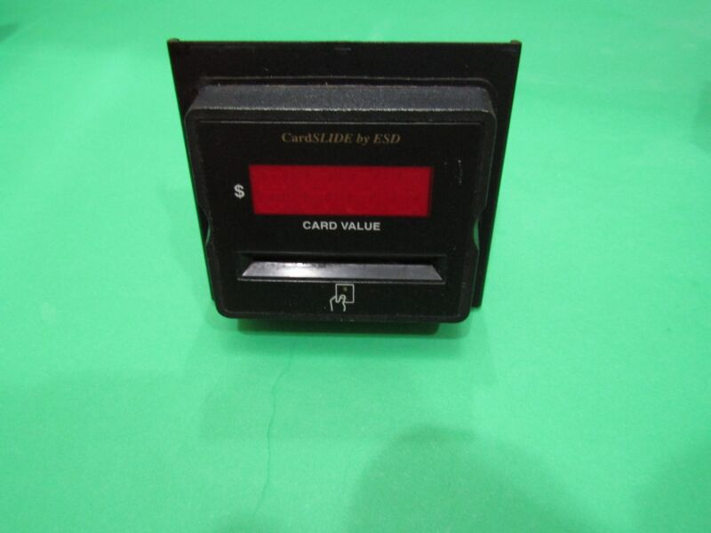 ESD CardReader for Speed Queen or Huebsch Front Load Washers