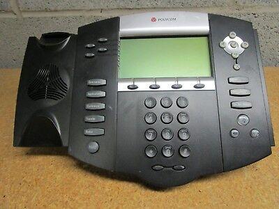 Polycom Soundpoint Ip 550 Business Phone No Handset No Ac