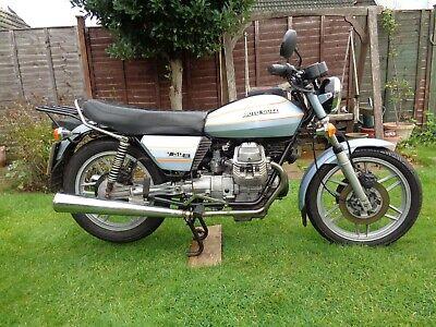 Moto Guzzi V50 mk2