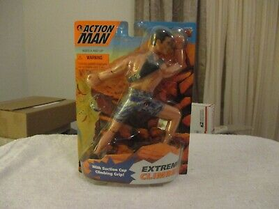 "ACTION MAN EXTREME CLIMBER 12"" FIGURE HASBRO 1999 for sale  Shipping to India"