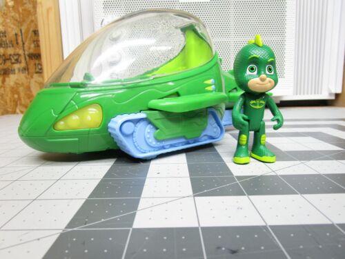 PJ Masks Gekko Mobile Light Up Racer Motorized Vehicle with Lights & Sounds