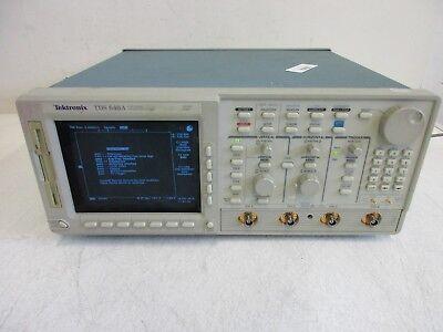 Tektronix TDS 640A Four Channel Digitizing Oscilloscope 500MHz 2 GS/s