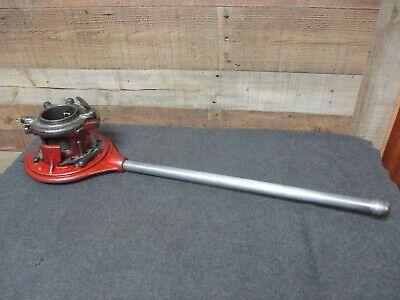 Ridgid 65-r Ratchet Pipe Threader W Handle