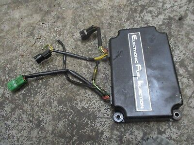 - 1998 Suzuki Outboard DT225 2-stroke electronic fuel injection unit 33920-92E03