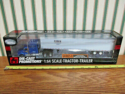 Smithway Motor Xpress International Semi With Van Trailer By DCP 1/64th Scale