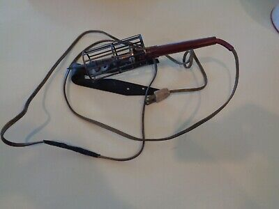 Vintage Ungar Soldering Iron W Stand Works Electrical Tape On Part Of Cord
