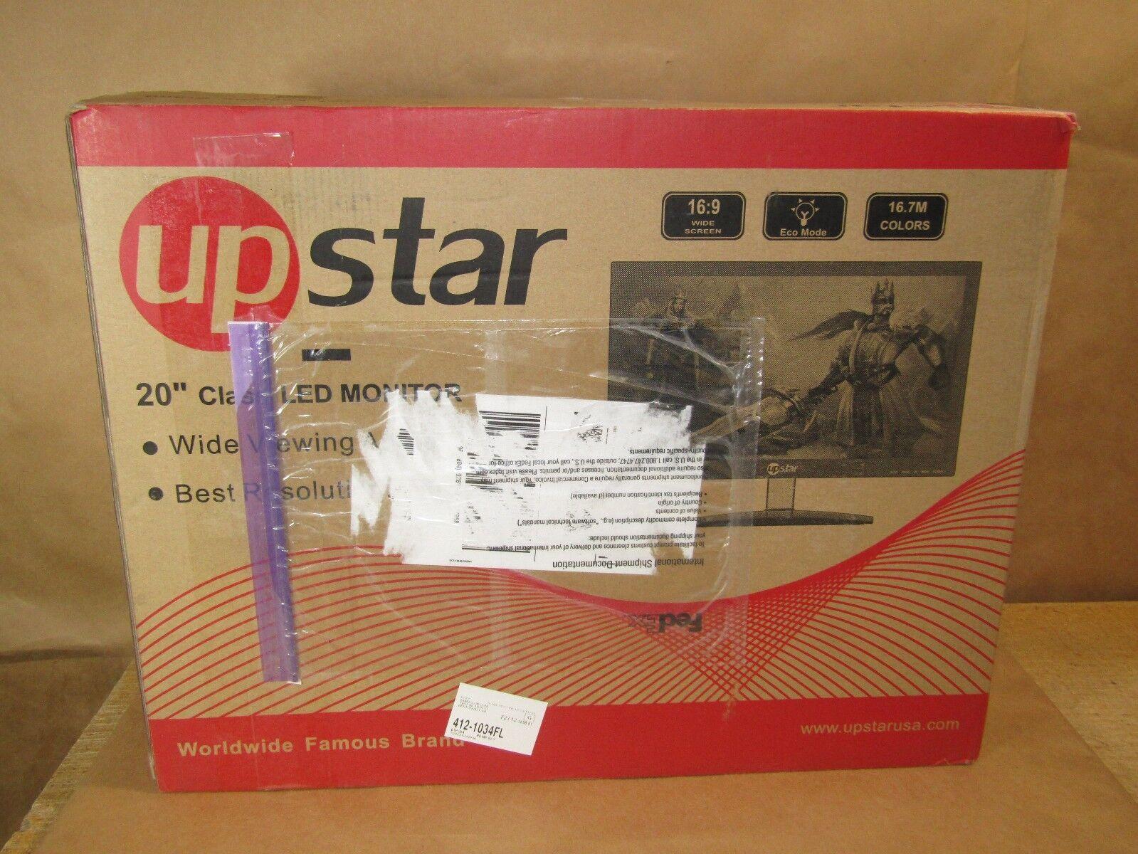 "Upstar M200A1 20"" Screen LED-Lit Monitor"