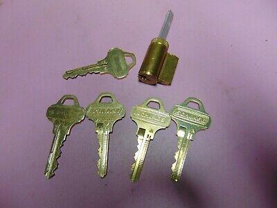 1  Everest Schlage C123 Knobdeadlock Lock With 5 Keys  Locksmith