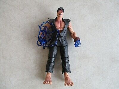 "LOOSE STREET FIGHTER SOTA SDCC 2004 EVIL RYU 6"" ACTION FIGURE # 33 for sale  Shipping to India"