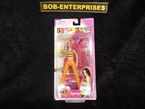 """Spice Girl Sporty Fully Posable 6"""" Action Figure s12"""